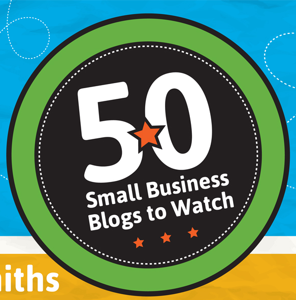 50 Small Business Blogs to Watch [INFOGRAPHIC]