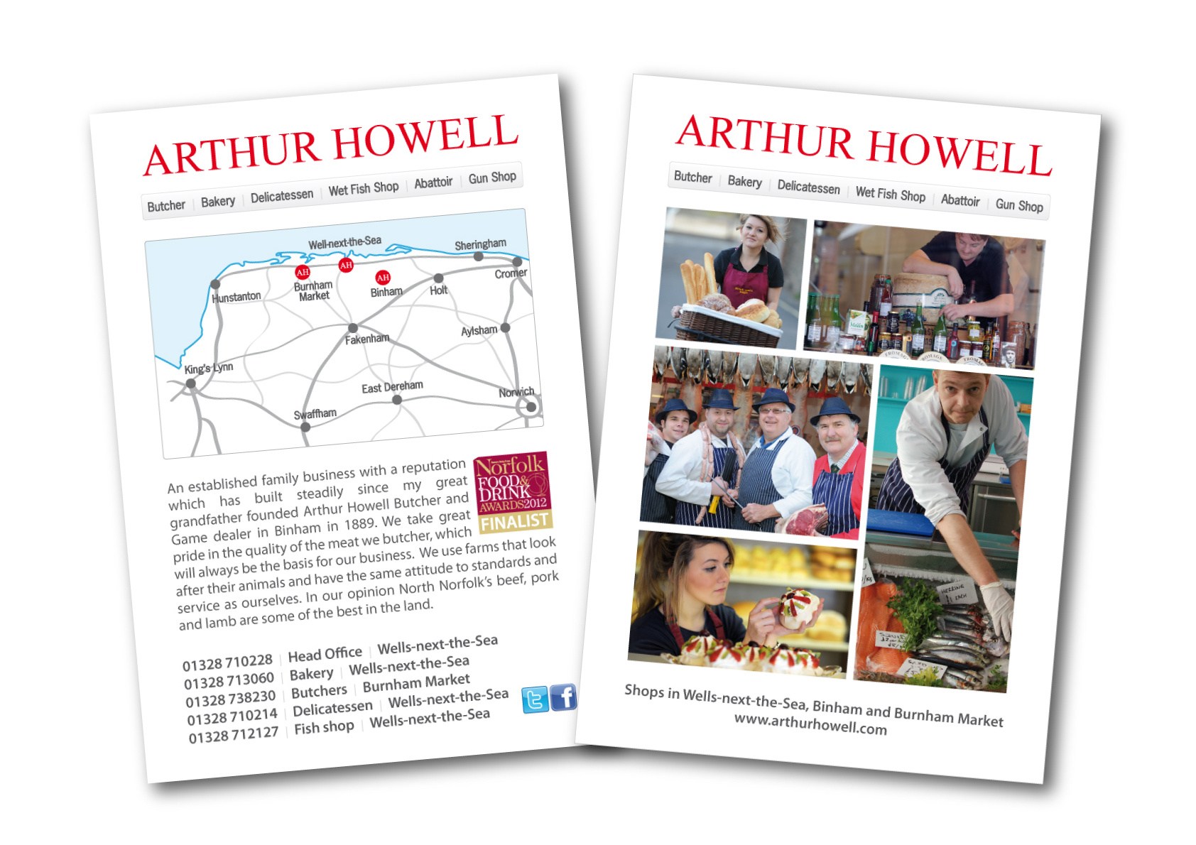 Arthur-Howell-Fliers